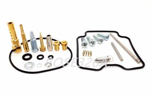 Carburetor Repair Rebuild Kit For Bombardier Traxter 500 1999 2000