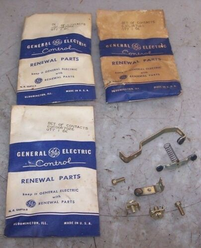 NEW GE GENERAL ELECTRIC REPLACEMENT CONTACT KIT 6960047G26 3