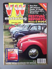 R&L Mag: VW Motoring September 1994 New Polo/Scirocco 16v/Beetle Racing