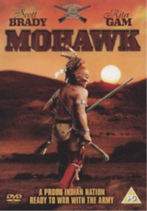 Scott-Brady-Rita-Gam-Mohawk-UK-IMPORT-DVD-NEW