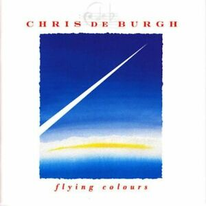 CHRIS-DE-BURGH-flying-colours-CD-album-soft-rock-ballad-very-good-condition