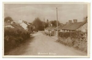 POSTCARDS-SCOTLAND-DUMFRIESSHIRE-LOCKERBIE-RP-Waterbeck-Village