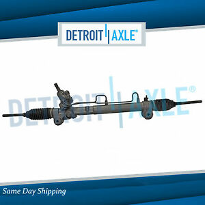 Details about Complete Power Steering Rack and Pinion Assembly for Toyota  Camry and Lexus