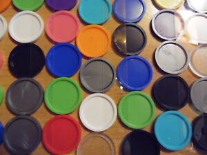 Einkaufswagen-Chips-verschiedene-Farben