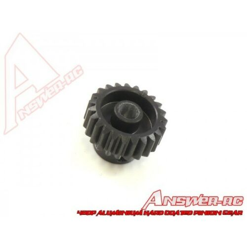 ANSPI4823 23t Answer-RC Aluminium Hard Coated 48DP Pinion Gear