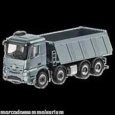 Mercedes Benz Arocs FH25 Classic Space 4-Achs Baukipper 8x4 Grau 1:87 Neu Herpa