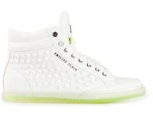 studded hi tops - White Philipp Plein VEZpfX