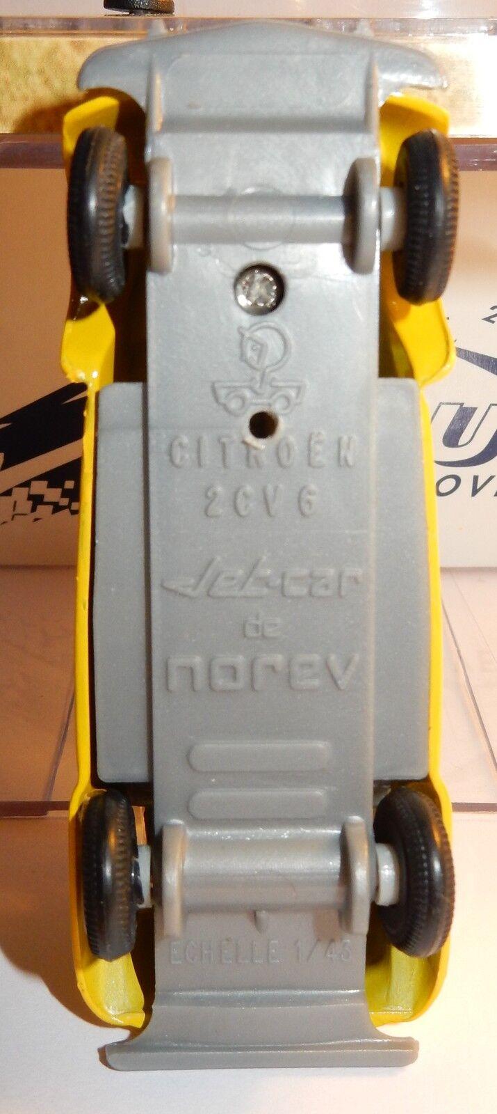 NOREV CITROEN 2CV Stadt trifft trifft trifft NATIONALE Vereine aus Frankreich 1 43 Juni 2000  | Qualifizierte Herstellung  77f55f