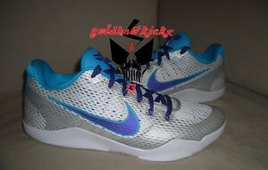 detailed look 89611 7d5e9 Image is loading Nike-Kobe-XI-11-draft-day-charlotte-Hornets-