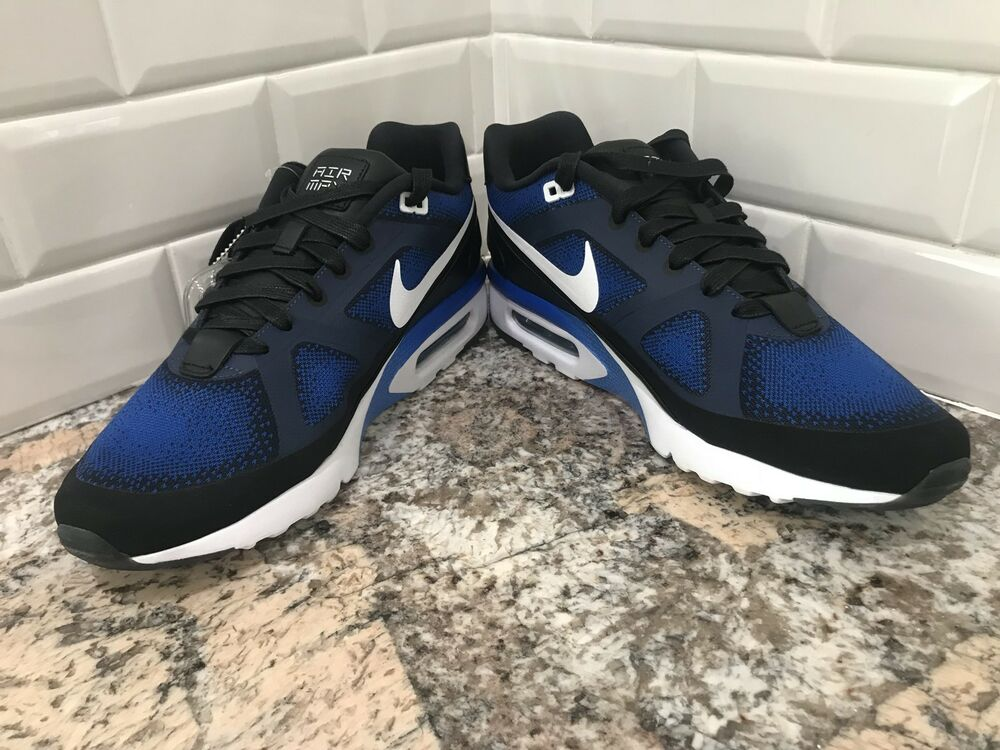 premium selection 7d015 382ac Nike Air Max MP Ultra HTM Noir Mark Mark Mark Parker Royal Bleu Noir HTM  BLANC