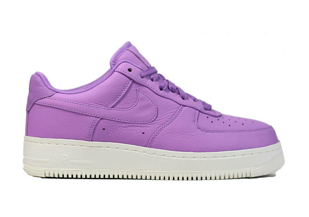 Men's Nike Lab Air Force 1 Low Purple Star Dust Limited Release 905618 500