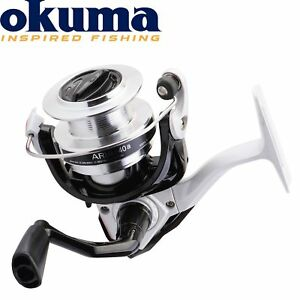 Okuma-Aria-40a-Angelrolle-Spinnrolle-Forellenrolle-Stationaerrolle-Rolle