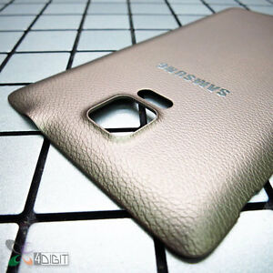 Genuine-Samsung-SM-N910TZKETMB-Galaxy-Note4-Note-4-Battery-Back-Cover-Door