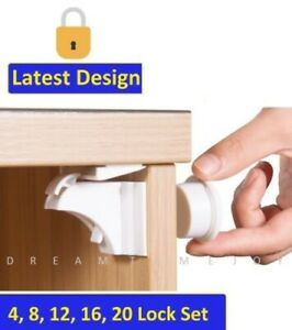 Invisible-Magnetic-Baby-Child-Locks-Pet-Proof-Cupboard-Drawer-Safety-Lock-Catch