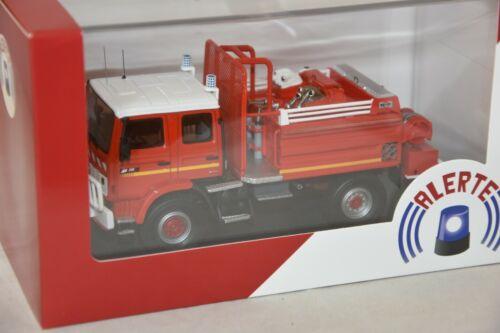 RENAULT M210 MASSIAS CFF SDIS 28 EURE ET LOIR Pompiers 1//43 ALERTE 074