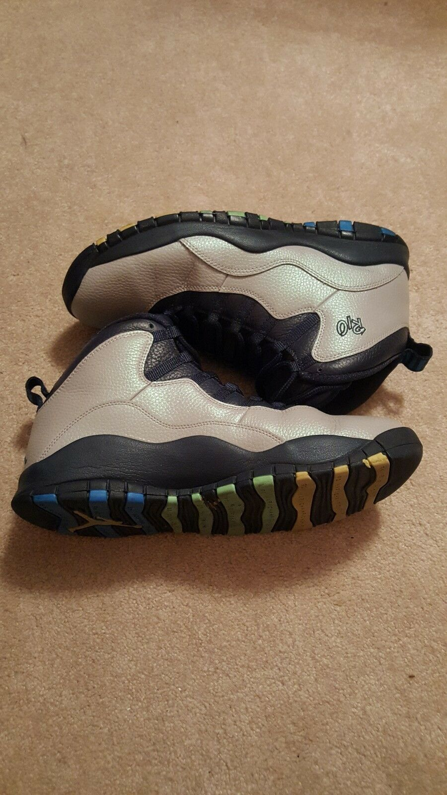 Air Jordan 10 Rio Size 11 - NO Box
