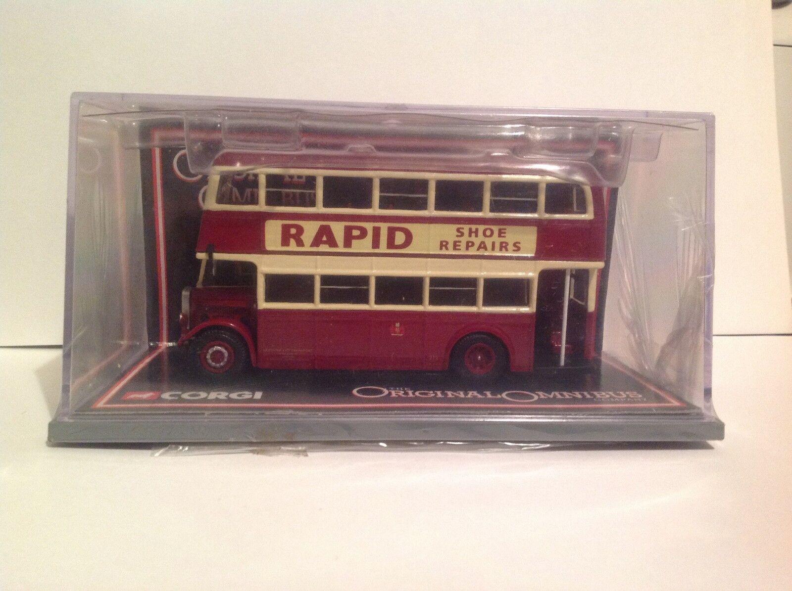 popular Leicester City Bus de utilidad OM43904 OM43904 OM43904 AEC transporte Ltd 0001 de 5000  estilo clásico