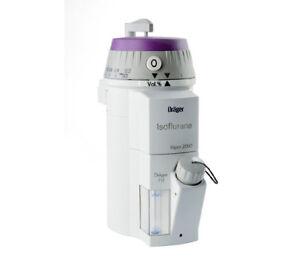 Drager-Vapor-2000-Anesthesia-Vaporizer-Isoflurane-Autoexclusion-Mount