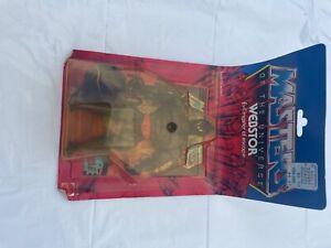 MOTU,VINTAGE,WEBSTOR,original,Masters of the Universe,MOC,sealed,Unopened,He-Man