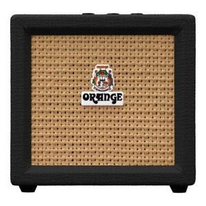 Orange-CRUSH-MINI-BK-Combo-Guitar-Amp-9V-Battery-Powered-3-Watt-8-ohm-Black