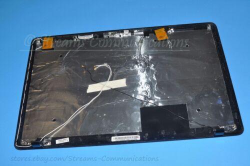 "TOSHIBA Satellite P775-S7320 17.3/"" Laptop LCD Back Cover w// Webcam Antenna"
