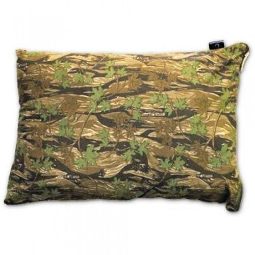 Gardner NEW Camo Fleece Pillow Case Warm Cover Bedchair Carp Chair Bivvy Fishing