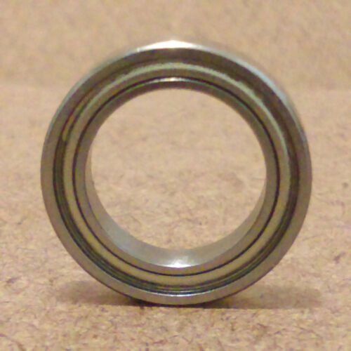 Lowest Friction Radial Ball Bearing.Metal. 5//16 X 1//2 X 5//32 5//16 inch bore