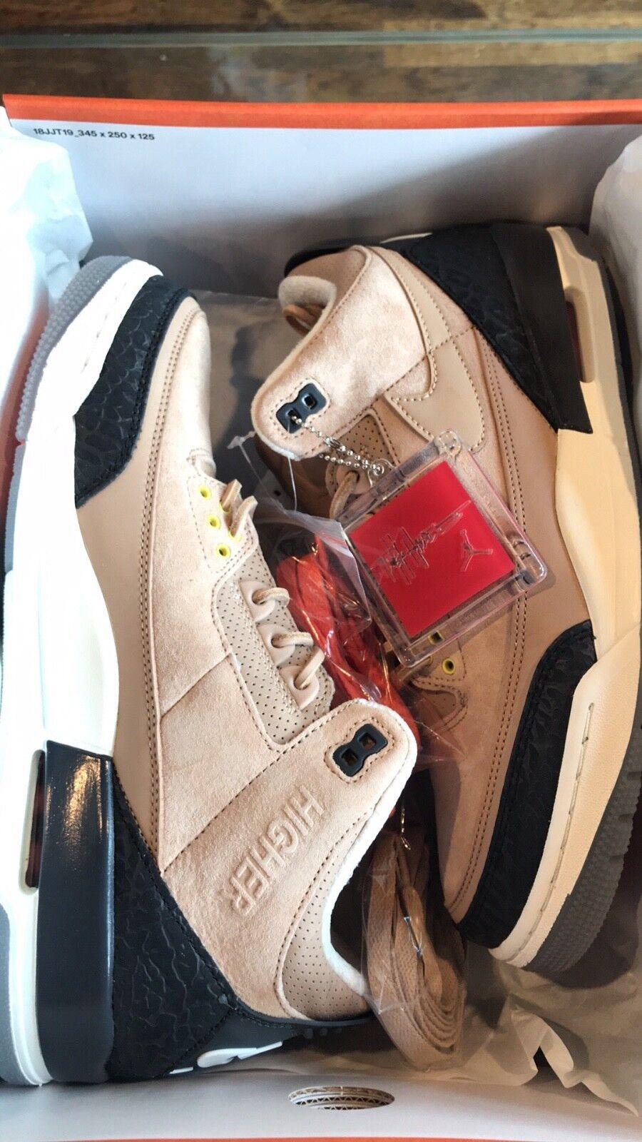 Air Jordan 3 Bio Beige JTH