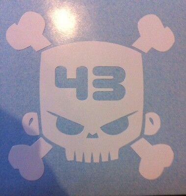 Ken Block New style Skulls Hooning Hoonigan Ford Rally All Colours