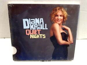 DIANA-KRALL-QUIET-NIGHTS-CD-2009-SLIDEPACK-NUOVO-E-SIGILLATO