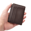 Mens-RFID-Blocking-Leather-Soft-Wallet-Credit-Card-Holder-Purse-With-Zip thumbnail 12