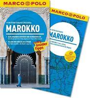 !! Marokko Afrika 2014 mit Karte  UNGELESEN  Reiseführer Urlaub Marco Polo