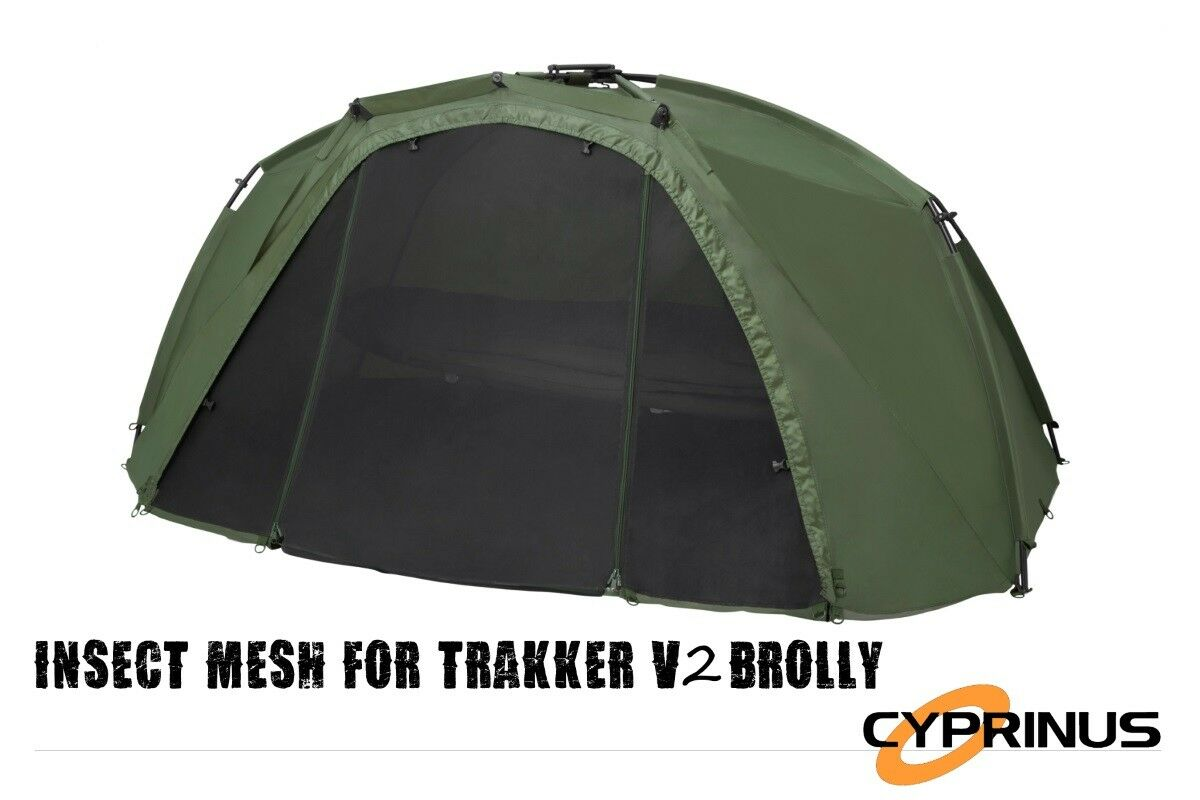 Cyprinus™ Front V2 Mesh V2 Front fits the Trakker Tempest V2 Brolly Perfectly 0a6ad9