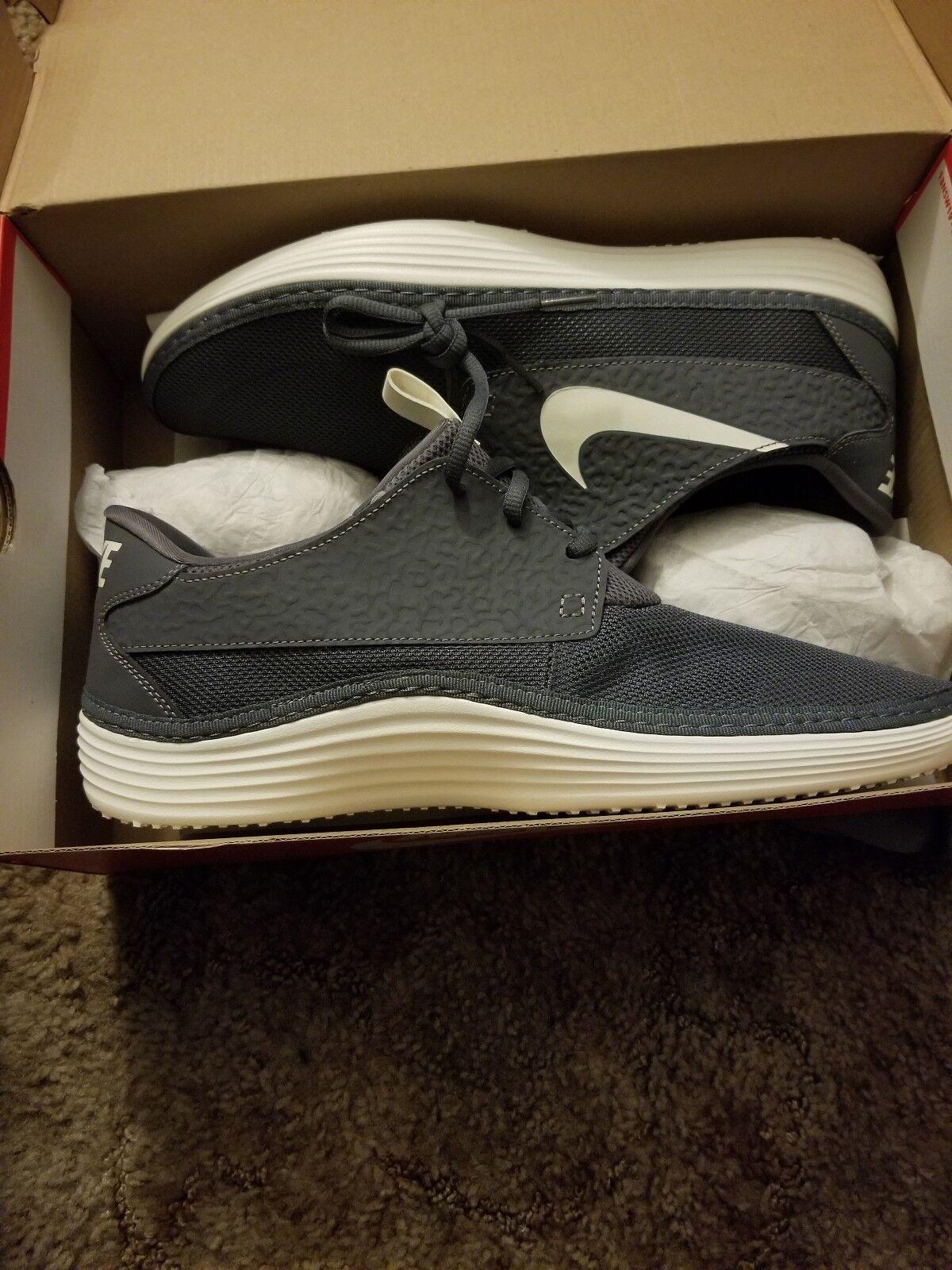 Nike solarsoft mocassino scadente e la moda
