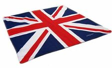 Union Jack Flag Bandana Head Scarf Wrist Scarf Neckerchief 100% Cotton Bandana