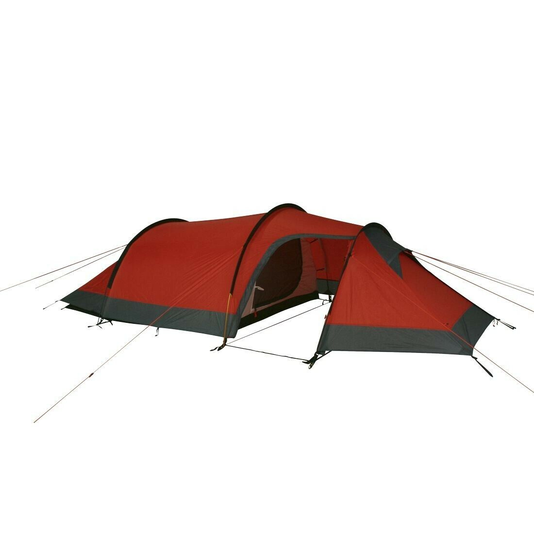 Silicone Valley 3 person outdoor trekking tent silicone coating 5000mm