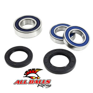 1999-2007 Suzuki Gsxr1300r Hayabusa All Balls Rear Wheel Bearings//seals 25-1039
