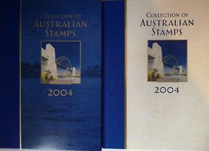 Collection-of-Australian-Stamps-2004-Album