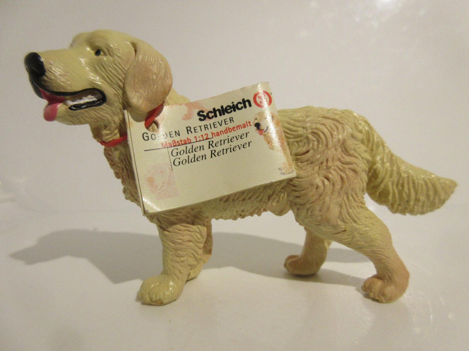 16313 schleich hund  Golden retriever ref  21p130