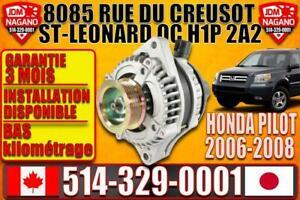 Alternateur 3.5 Honda Pilot 2006 2007 2008 12 volts, installation disponible Honda Pilot 06 07 08 Alternator Granby Québec Preview
