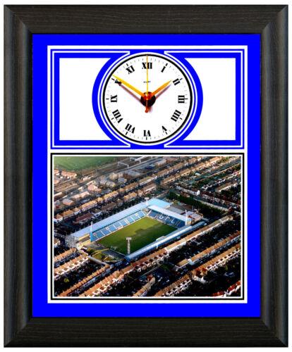 Football Clock Gillingham The Gills Priestfield Stadium