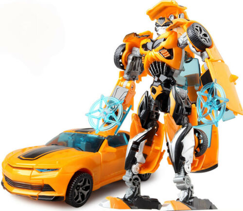 Transformers prime Car Action Figure Voyager Leader Class gift 7 inches