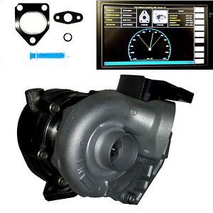 Turbolader-BMW-320d-120d-E90-E91-E81-120KW-163PS-11654716166-49135-05640