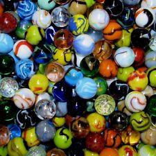 "Mega Fun Twenty Five 1"" (25mm) Premium Mix Glass Marbles 99326009"