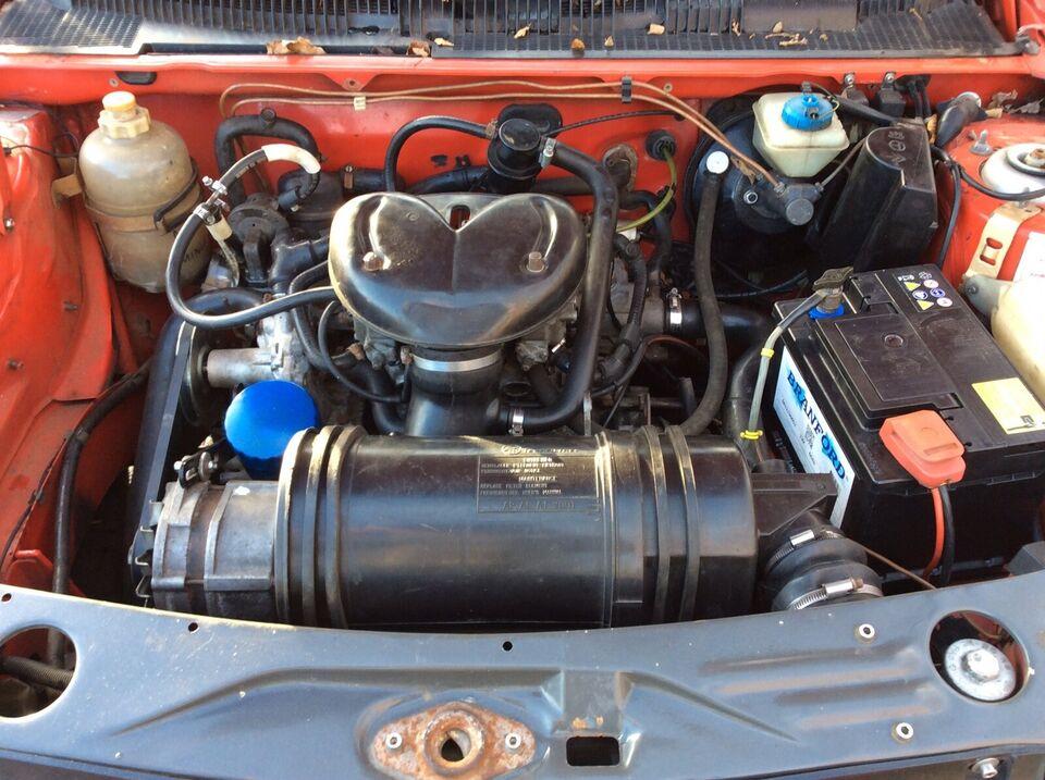 Peugeot 205, 1,4 Sprint, Benzin