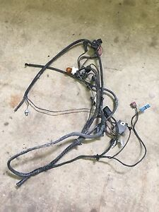 01 06 bmw e46 oem front right side xenon headlight harness wires bmw e46 radiator drain plug image is loading 01 06 bmw e46 oem front right side