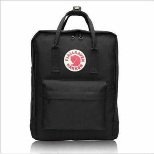 Fjallraven Kanken Waterproof Sport Backpack Handbag School Travel Bag 7L//16L//20L