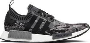 8 5 Uk Bz0223 Noir Boost Camo Nmd Glitch Adidas Ds Hommes r1 Pk WnF7xHP