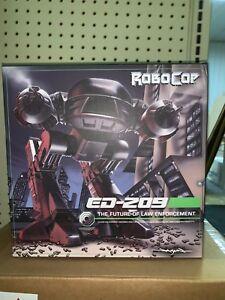 Robocop Ed-209 Deluxe Figurine Actionne Avec Son Nouveau Mib Neca