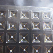 CFB0301 Celeritek High Dynamic Range Low Noise GaAs Fet 8V, 180mA, 4-Pin SMD 2PC